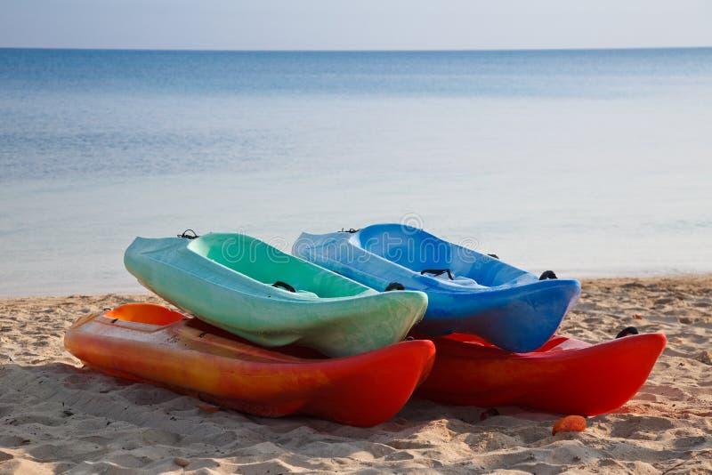 Boats stock image