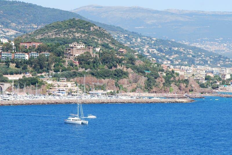 Download Boats stock photo. Image of horizon, dramatic, marina - 22432620