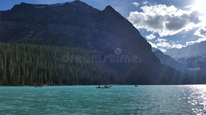 Boats On Body Of Water Near Mountains During Daytime Free Public Domain Cc0 Image