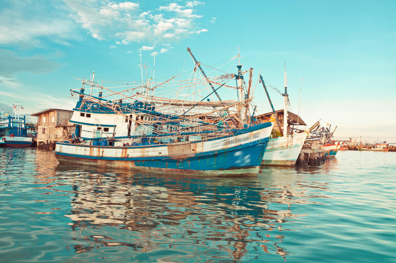 Download Boats In Lagoon Royalty Free Stock Photos - Image: 18182228