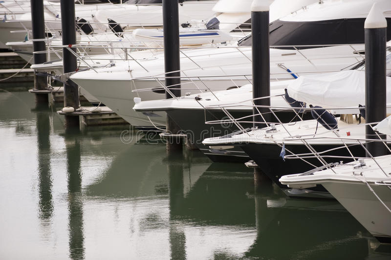 Download Boats in a marina stock photo. Image of marina, boats - 20973328