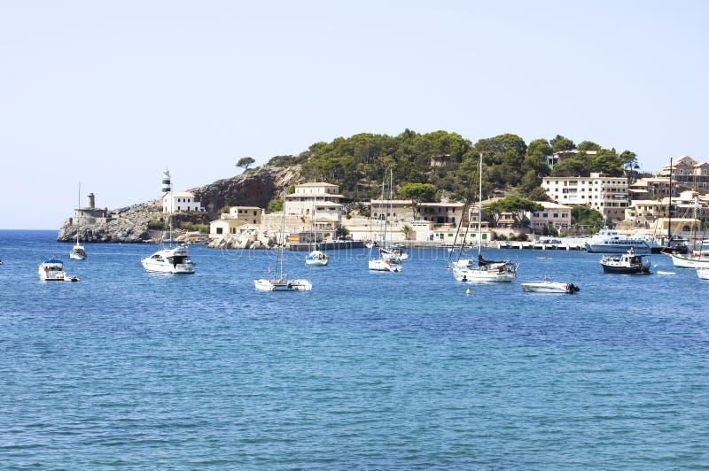 Download Boats in Marina, Majorca stock photo. Image of sailboat - 21166328