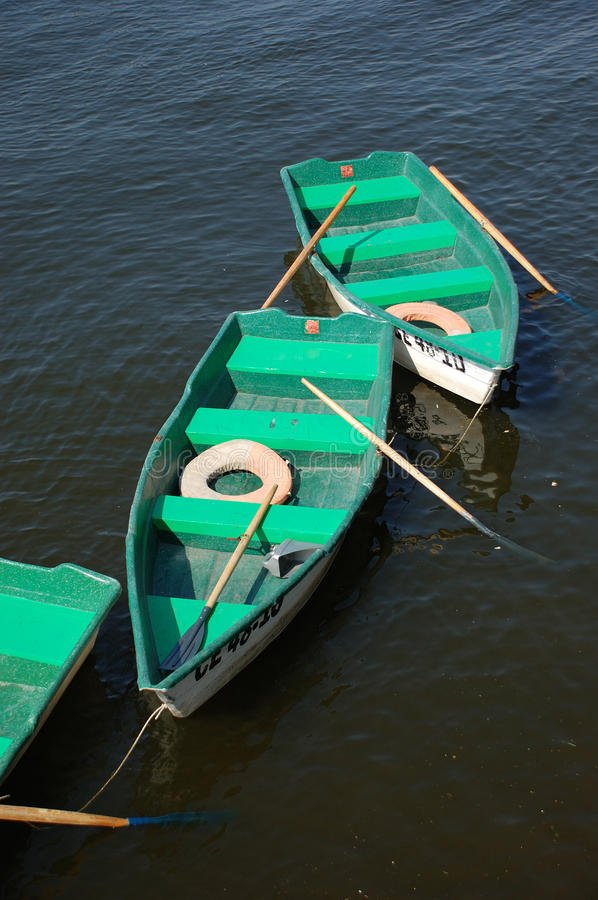 Download Boats With Oars stock photo. Image of active, float, lake - 10729272