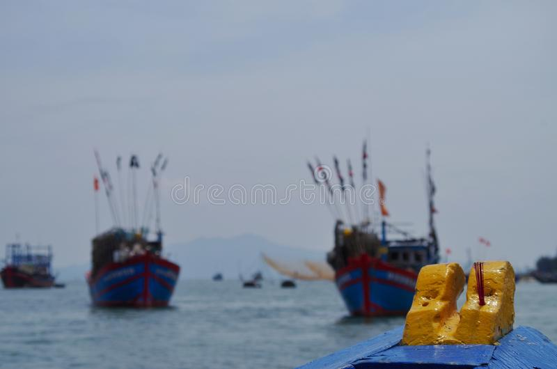 Boattrip στοκ εικόνα με δικαίωμα ελεύθερης χρήσης