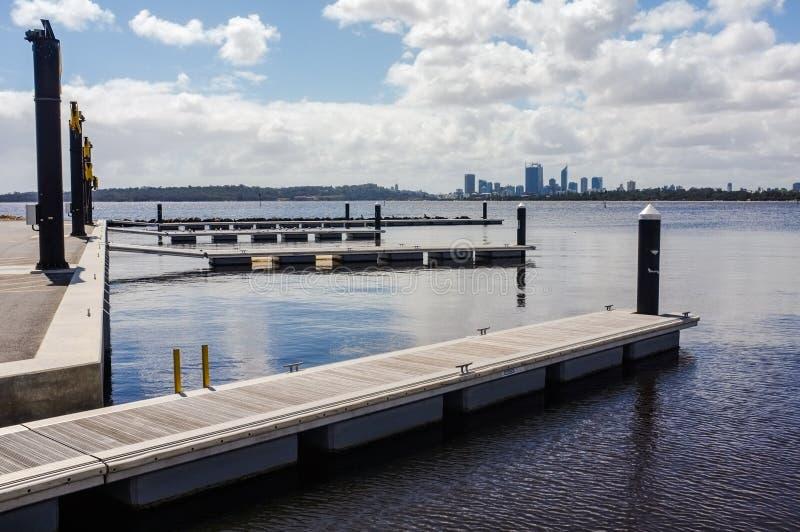 Boatyard stock fotografie