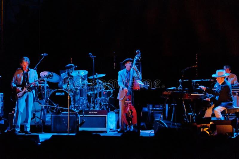 Bob Dylan imagens de stock royalty free