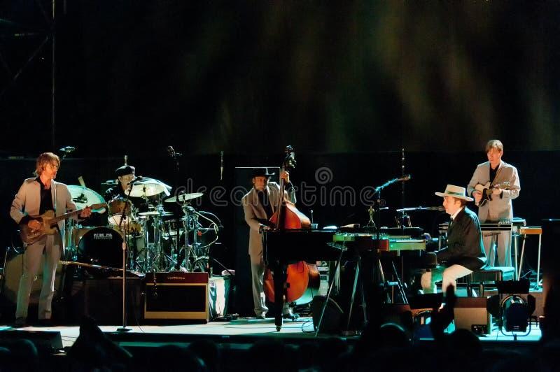 Bob Dylan fotografia de stock