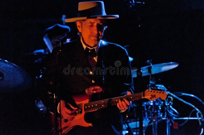 Bob Dylan zdjęcie stock