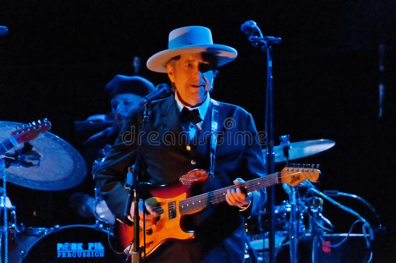 Bob Dylan. Live during Collisioni 2012 in Barolo on July 16th 2012