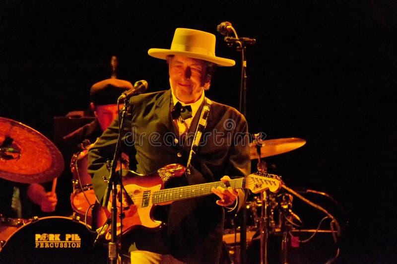 Bob Dylan imagem de stock royalty free