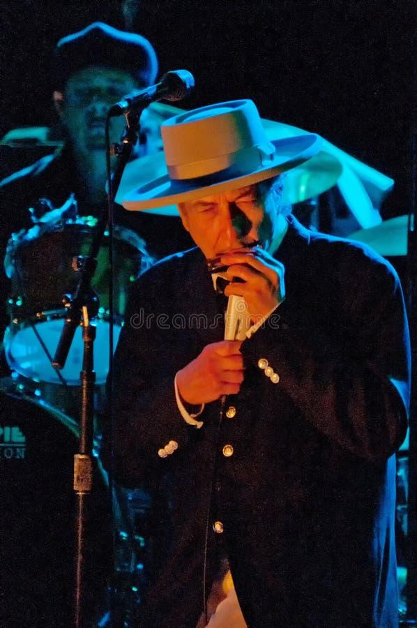 Bob Dylan imagens de stock