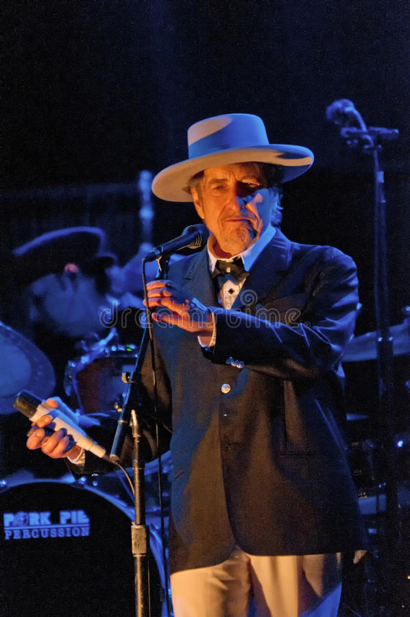 Bob Dylan fotos de stock royalty free