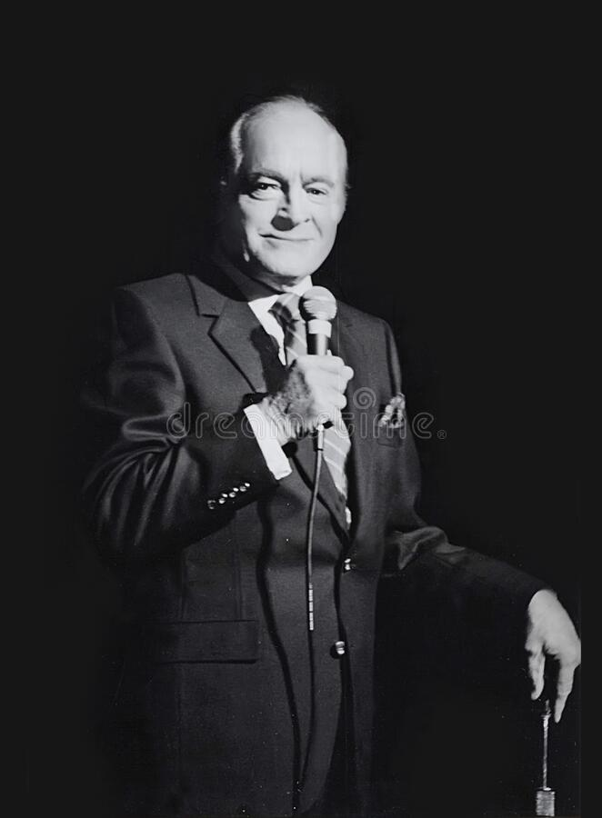 Free Bob Hope In Chicago Stock Images - 179332184