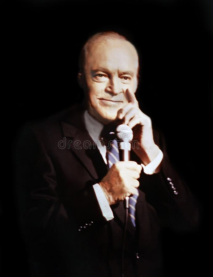Free Bob Hope In Chicago Royalty Free Stock Photos - 179561738