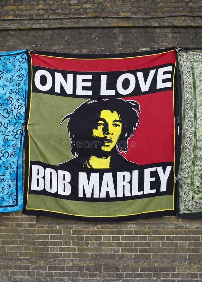 Bob Marley Blanket imagem de stock royalty free