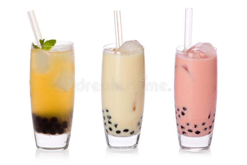Download Boba Tea stock photo. Image of glass, beverage, pearls - 24812176
