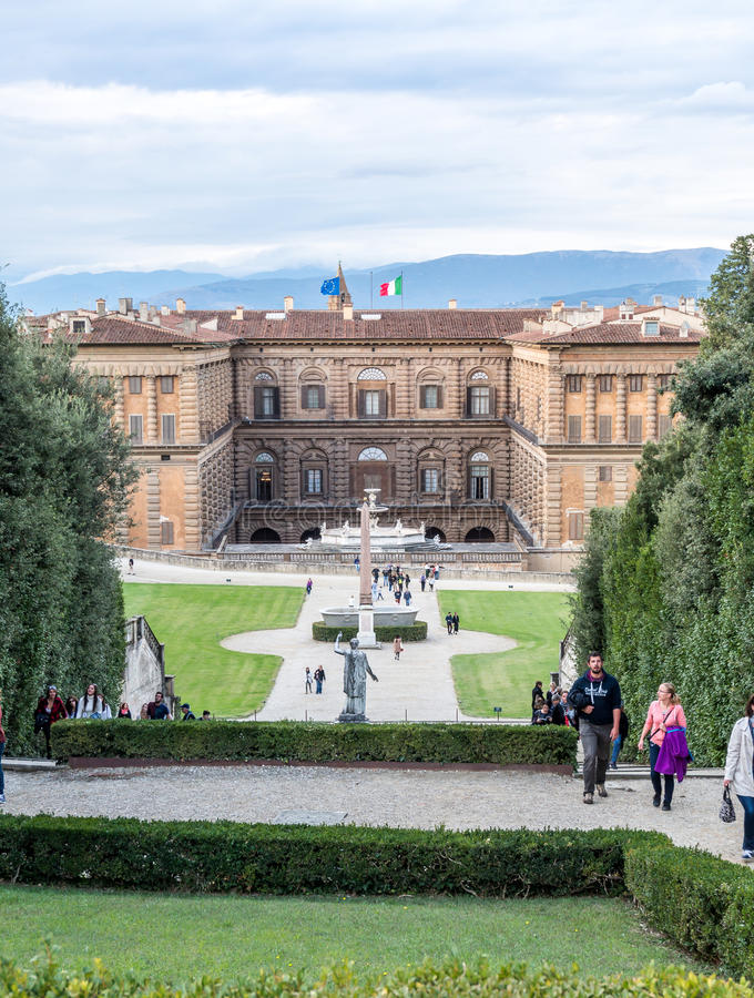Download Bobble Garden In Florence Editorial Stock Image - Image: 83713709