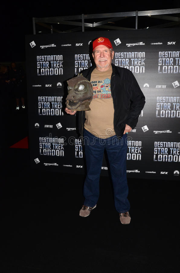Download Bobby Clark At Destination Star Trek In  London Docklands 19th O Editorial Photo - Image: 27808141