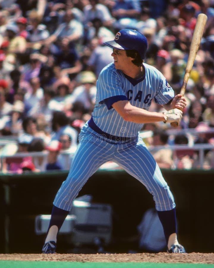 Bobby Murcer Chicago Cubs fotos de archivo libres de regalías