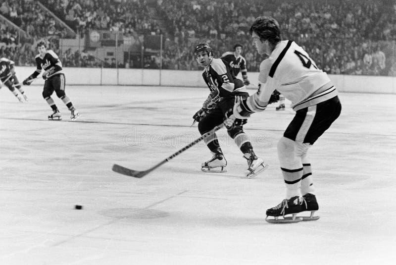 Bobby Orr Boston Bruins fotografie stock