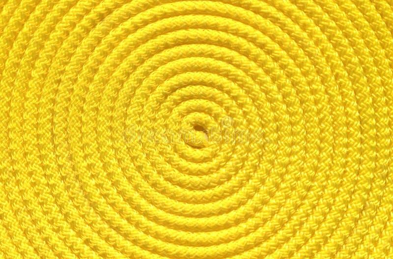 Bobina amarela fotos de stock royalty free