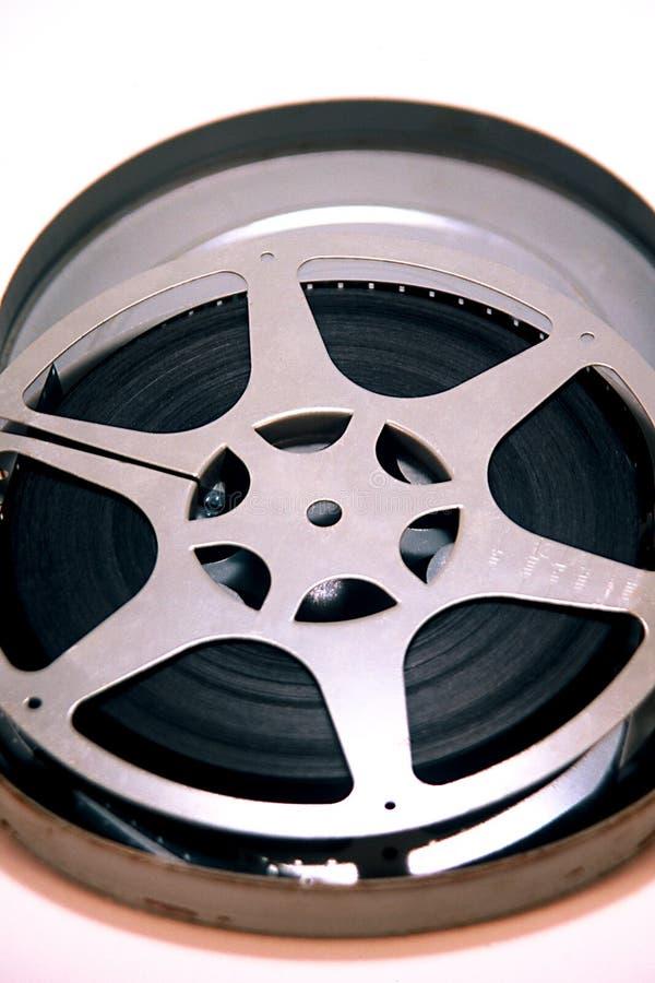 bobina di pellicola di 16mm immagini stock
