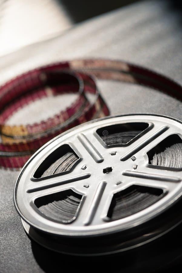 Download Bobine de film image stock. Image du cinéma, bobine, projecteur - 56484219