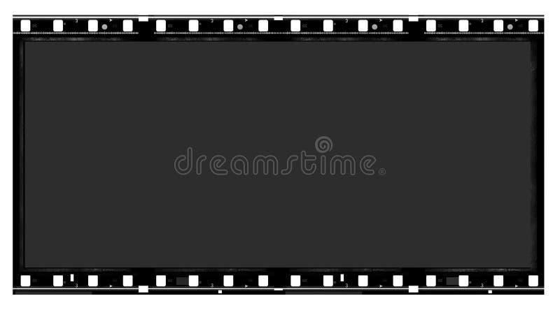 bobine de film illustration de vecteur