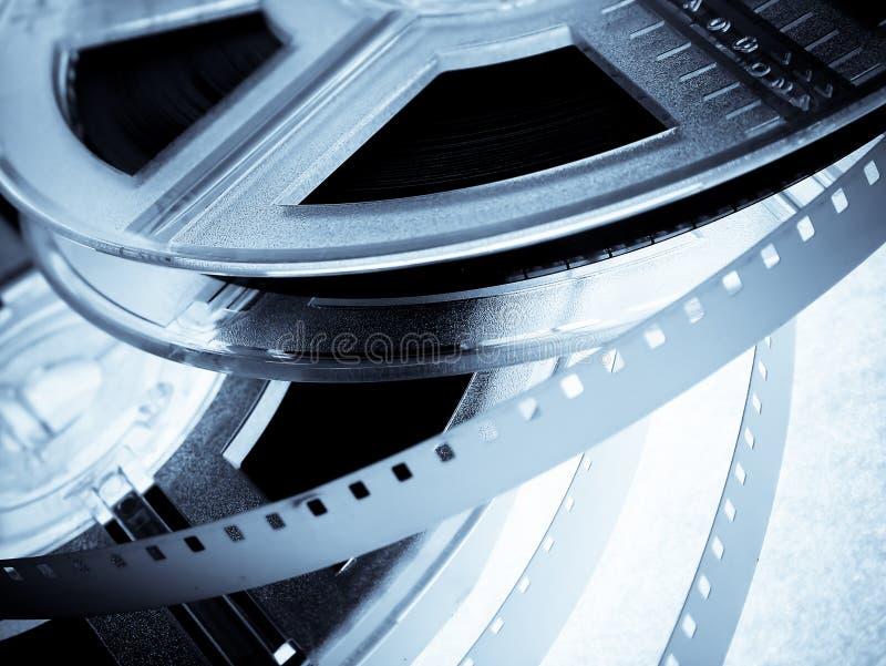 Bobine di pellicola immagini stock libere da diritti