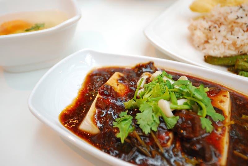 Download Bobowy Chiński Curd Delikatności Jarosz Zdjęcie Stock - Obraz złożonej z chińczyk, menu: 13337632