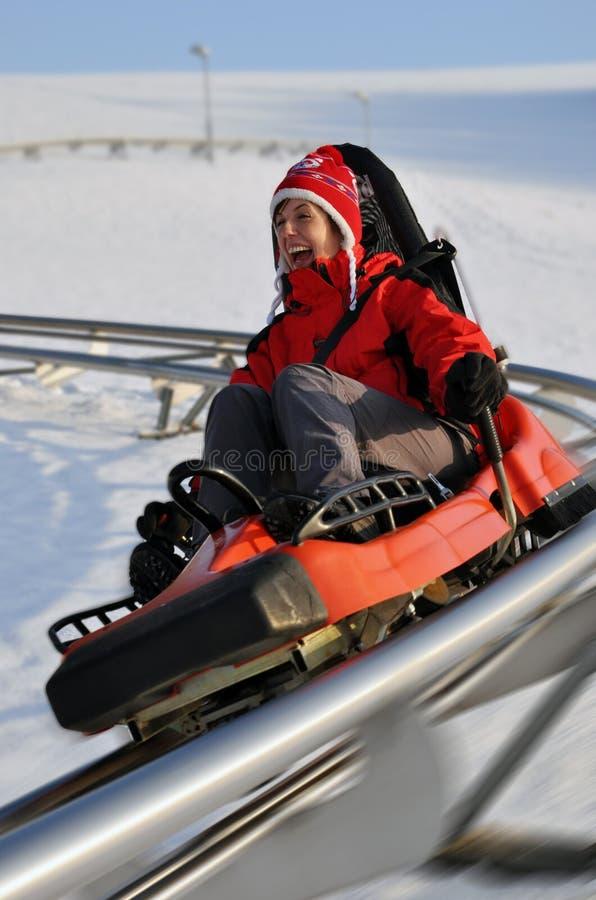 bobsleigh στοκ εικόνες
