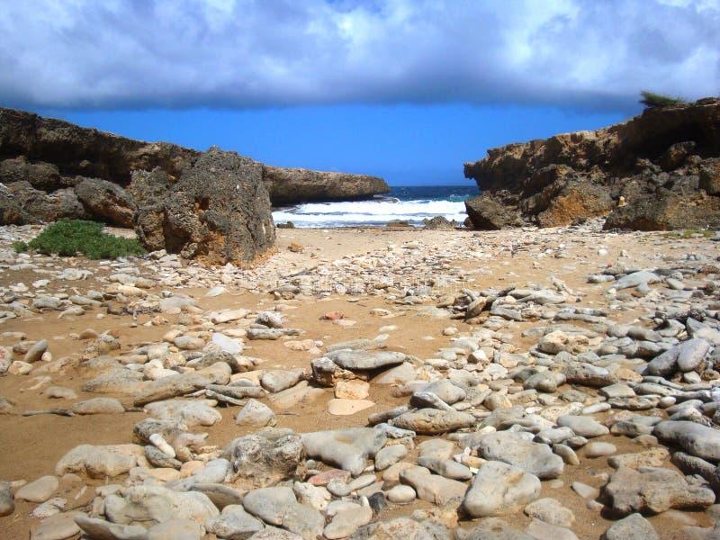 boca国家公园shete 库存图片