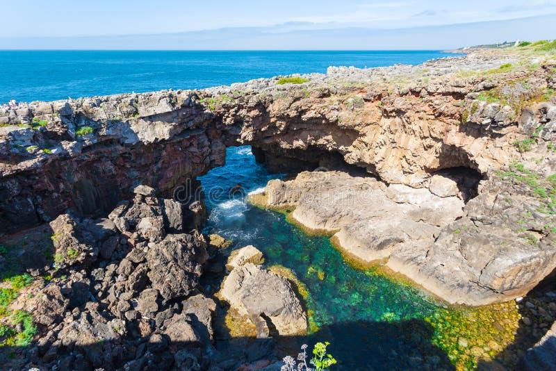 Boca делает ад в Cascais, Португалии стоковое изображение rf