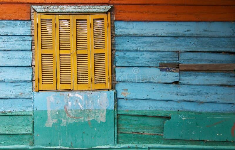 Boca Argentine de La photos stock