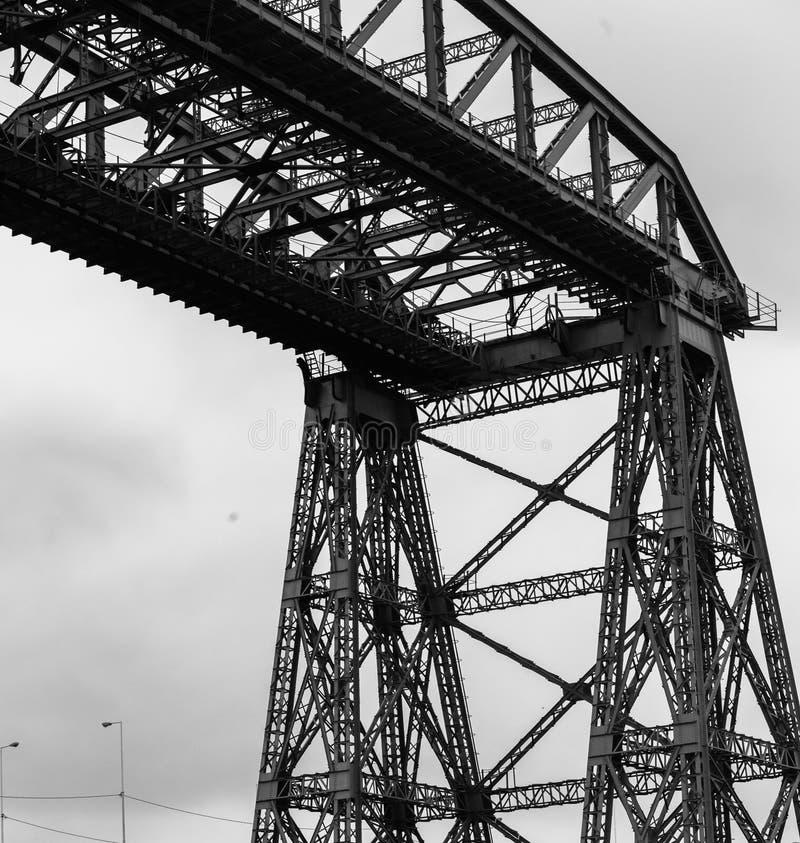 Boca de La de pont en fer images stock