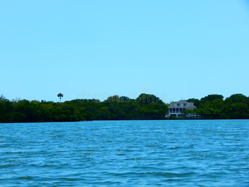 Boca Grande Floryda obrazy royalty free