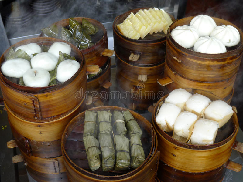 Bocados de Chengdu del chino foto de archivo libre de regalías