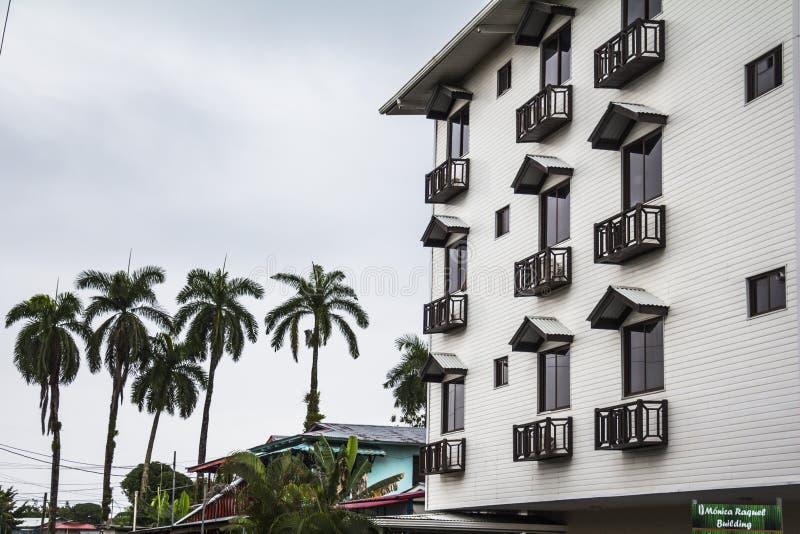 Bocas del Toro, Panama arkivbild