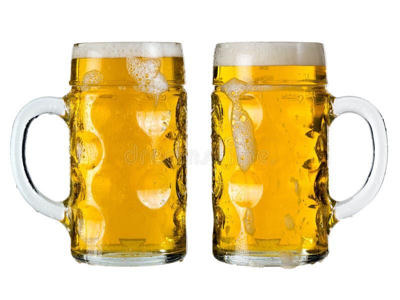 Boccale in pietra o Massachussets della birra di Oktoberfest immagine stock