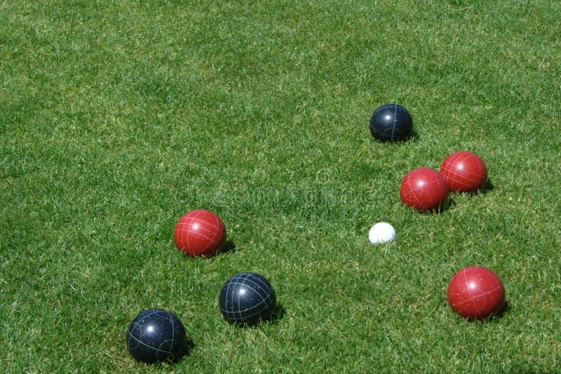 Download Bocce Balls Royalty Free Stock Photo - Image: 15462405
