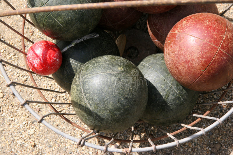 Download Bocce Balls Stock Photo - Image: 2252010