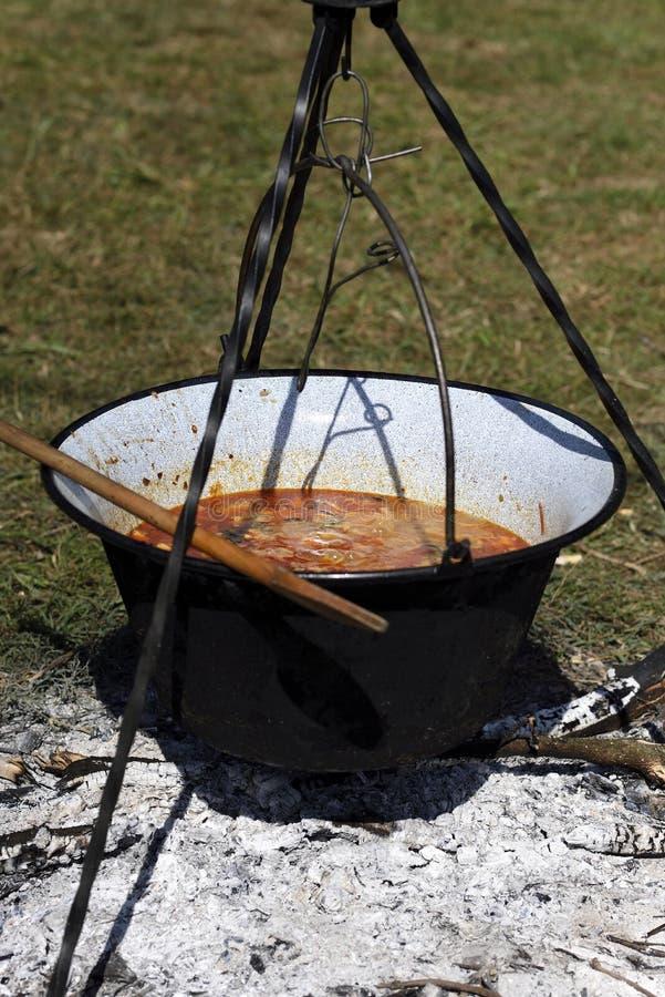 Bocche da cucina ungheresi immagini stock libere da diritti