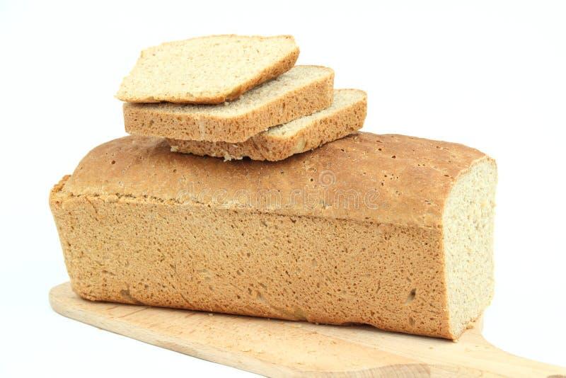 Bochenek chleb obraz stock