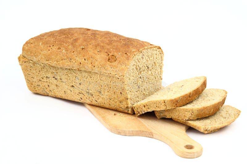 Bochenek chleb obrazy royalty free