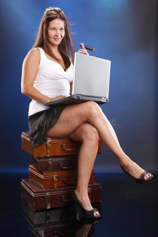 Bochtige bookmaker stock foto's