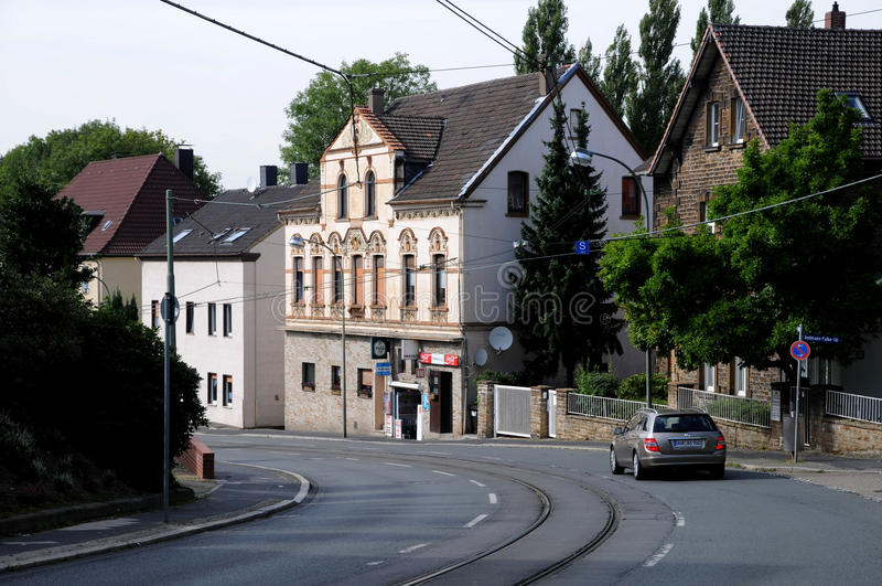 Download Bochum Street - German City Editorial Stock Photo - Image: 28435453