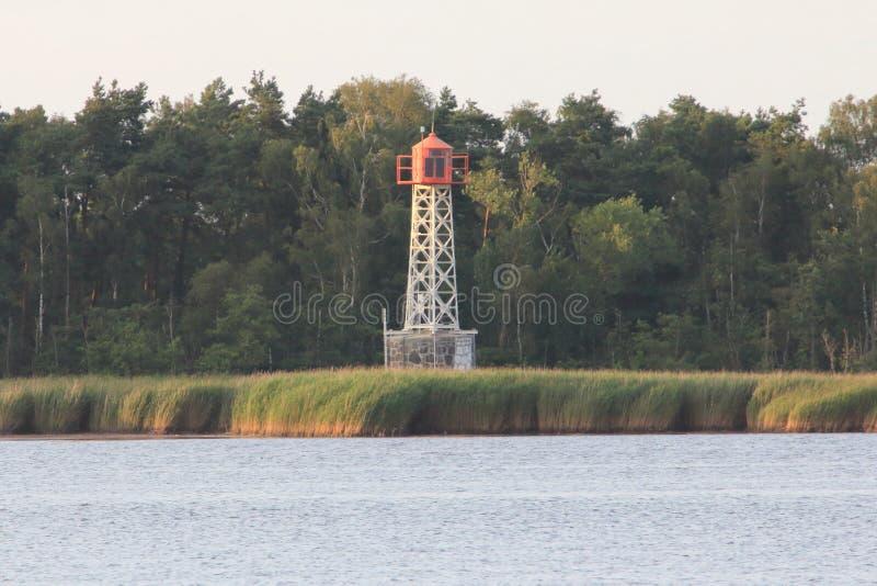 Bock wyspa Niemcy zdjęcie royalty free