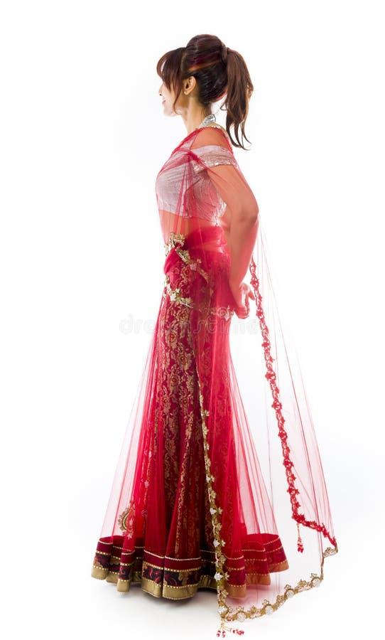 Download Boczny Profil Indiański Młoda Kobieta Dnia Marzyć Zdjęcie Stock - Obraz złożonej z potomstwa, wyobraźnie: 41951702