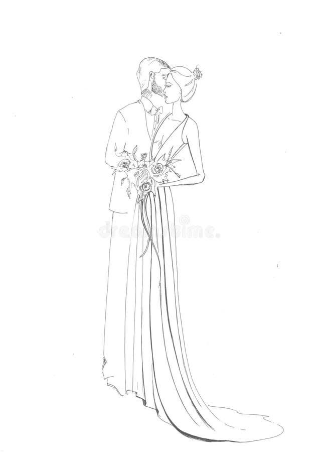 boda fotografía de archivo