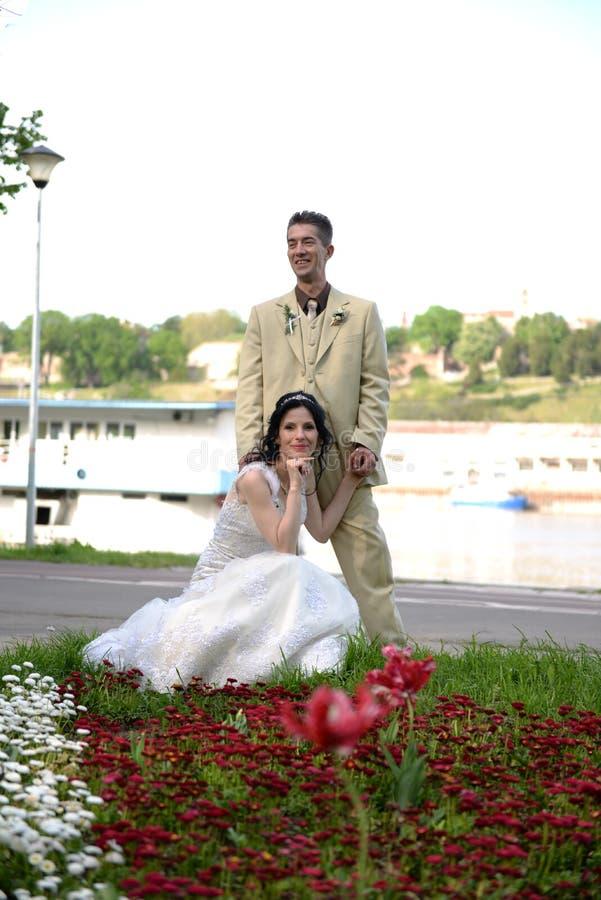 boda foto de archivo